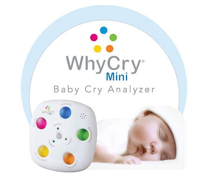 yCry Mini Baby Cry Analyzer 01
