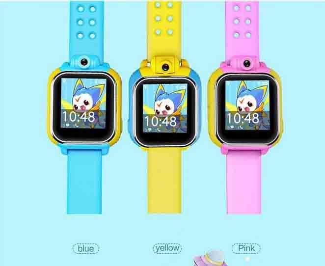 3G Kids GPS Tracker Watch - Color - LR