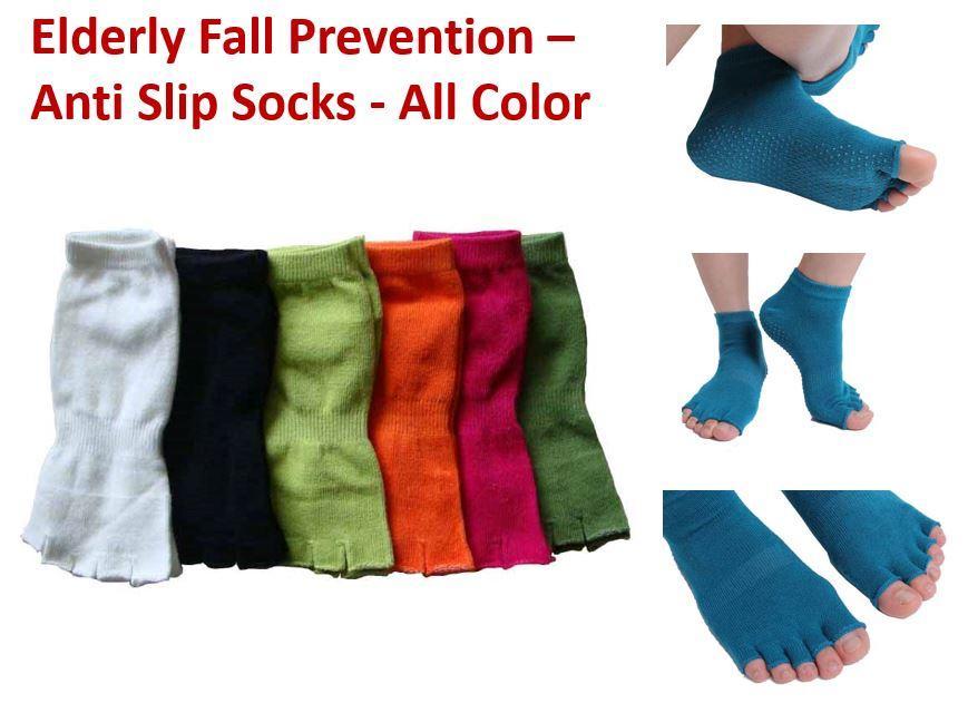 Elderly Fall Prevention -Anti Slip Socks - Main
