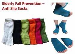 Elderly Fall Prevention -Anti Slip Socks - Main 250x