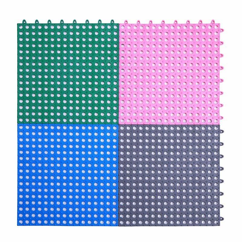 Fall Prevention - Anti Slip Floor Mat - 4 Colors - S