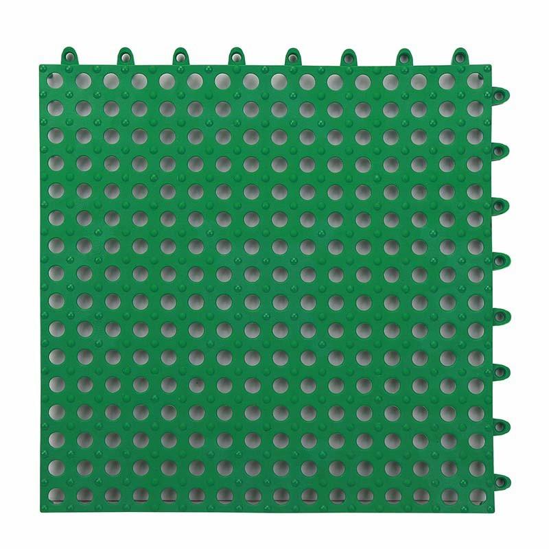 Fall Prevention - Anti Slip Floor Mat - Green -S