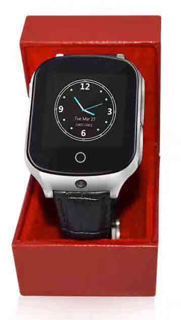 3G GPS Tracker Watch with SOS 2 Way Call for Adults - in Box