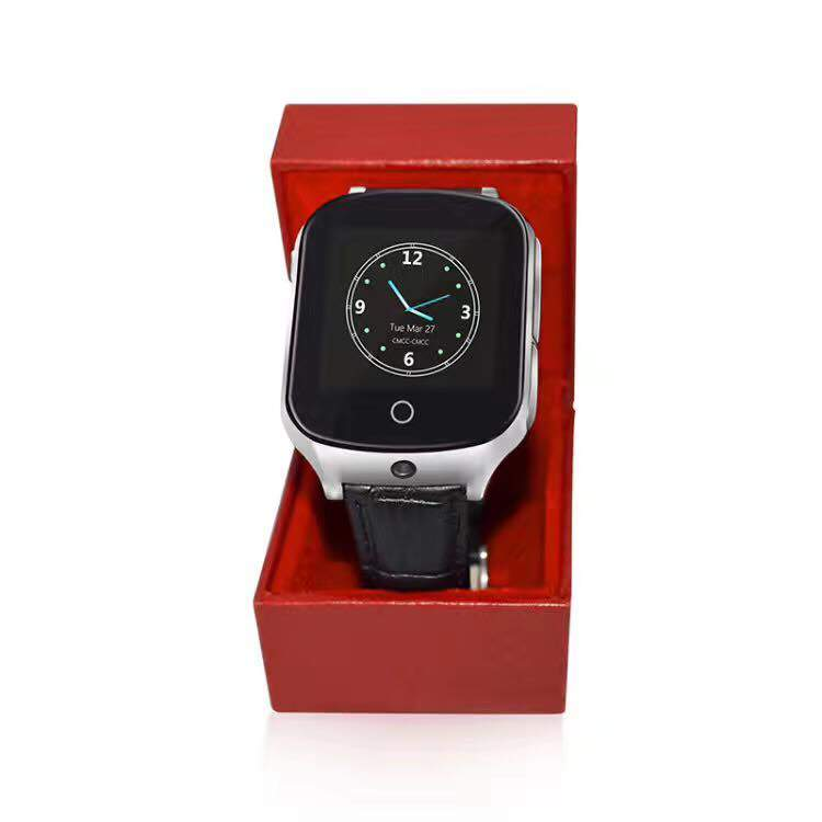 3G GPS Tracker Watch with SOS 2 Way Call for Adults