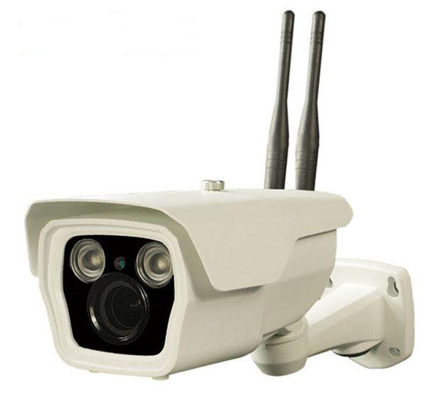 3G Sim Card Security Camera with Waterproof Night Vision - Front View