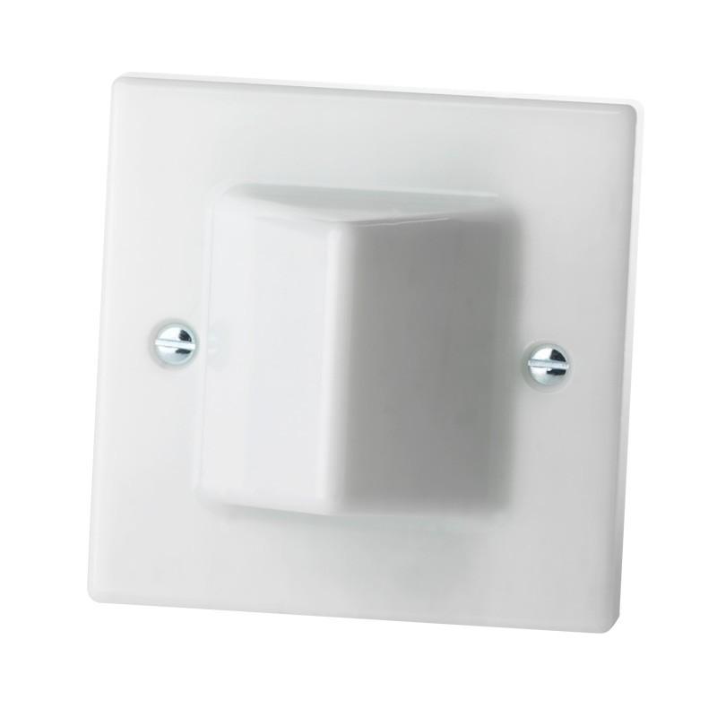 Handicap Toilet Emergency Alarm - Overdoor Light-and-Sounder