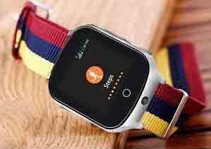 3G GPS Tracker Watch for Children