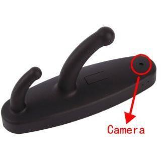 SPY01 - Clothes Hook Spy Camera - Camera