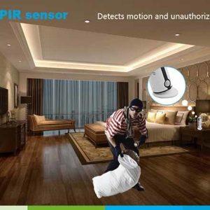 EA052 - OMG Wireless Wristband Personal Emergency Alert Device