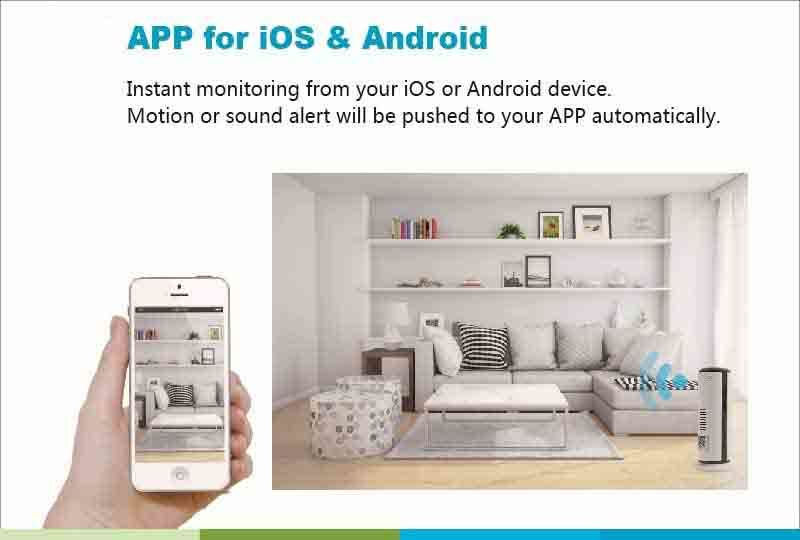 iSpy - 3G IP Cam (support 3G sim card) - Mobile App