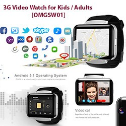 3G Video Watch for Kids - Adults 250x250