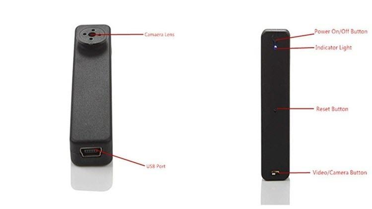 Button Camera - 3
