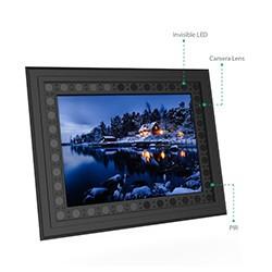 HD 720P Photo Frame Hidden Spy Camera - Main 250px
