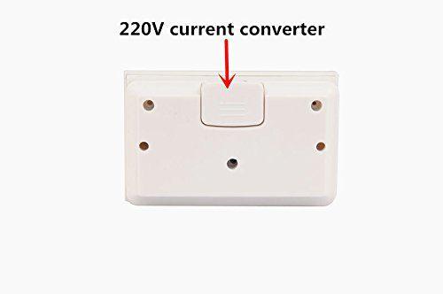 Mini 1080P WIFI HD SPY DVR Hidden IP Camera Real Wall Socket Video Recorder Cam - 7