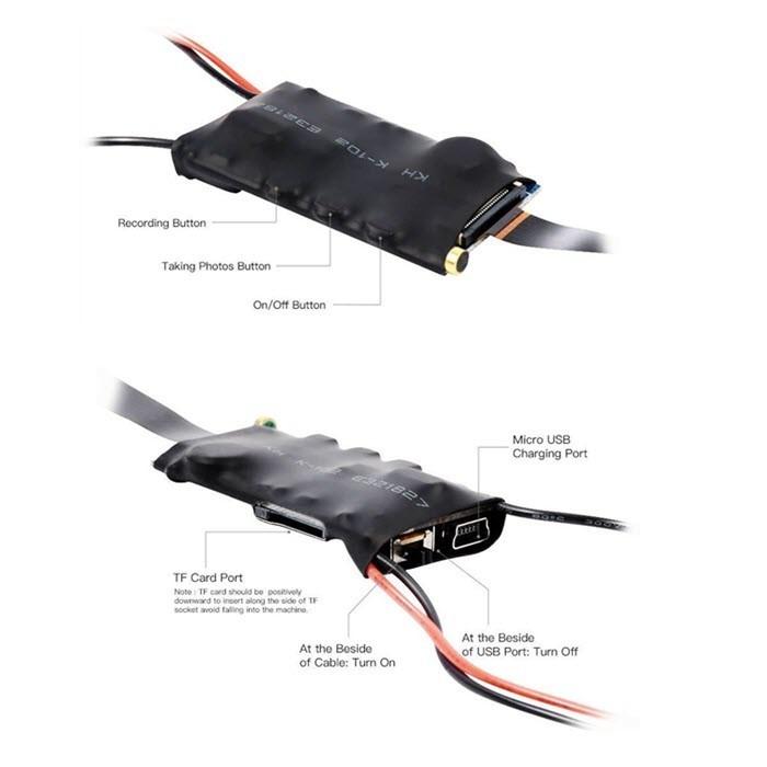 Mini Spy Camera 1080P Hidden Video Recorder Security Camera - 2