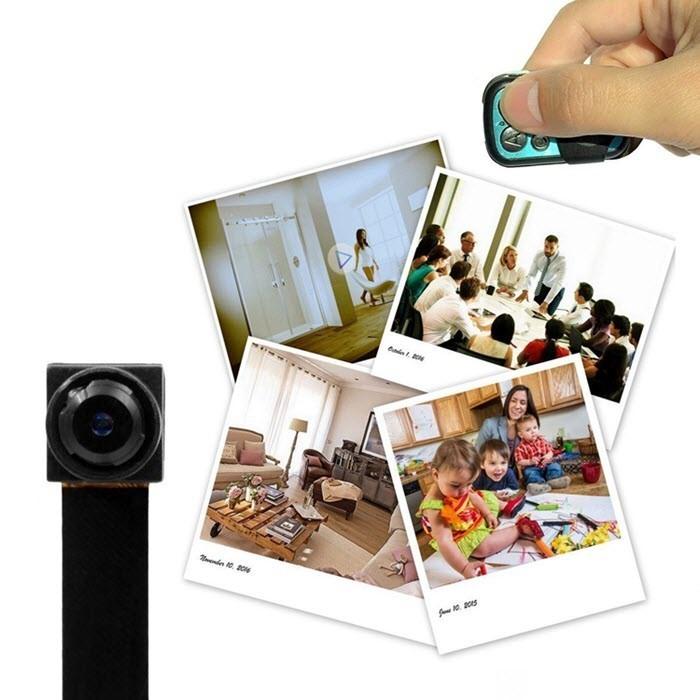 Mini Spy Camera 1080P Hidden Video Recorder Security Camera - 5