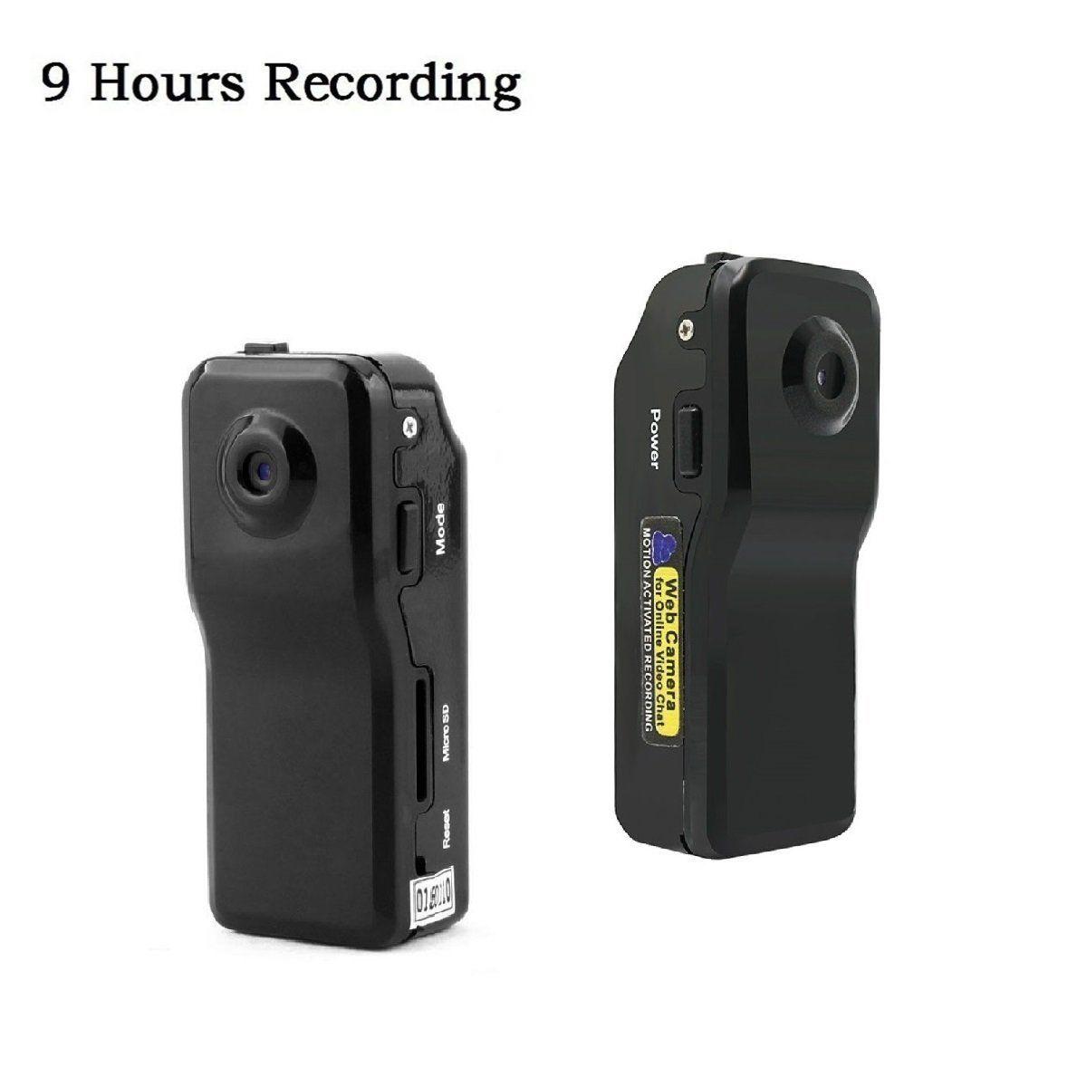 Mini spy camera 960P HD Hidden Noise Activation Nanny Camera with Motion Detection - Main