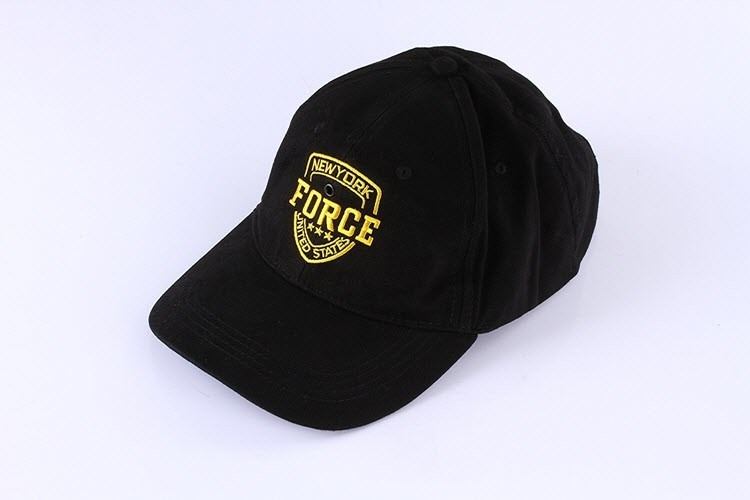 WIFI Spy Hat Camera MINI Covert Hat Cap Camcorder - 2
