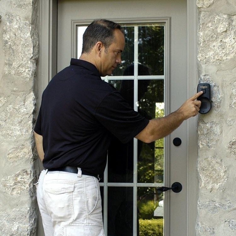 2 Wireless Indoor & Outdoor Intercom - Weather Resistant - 3