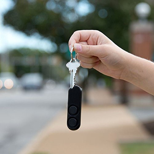 Personal Self Defense Safety Alarm on Key Ring - 3