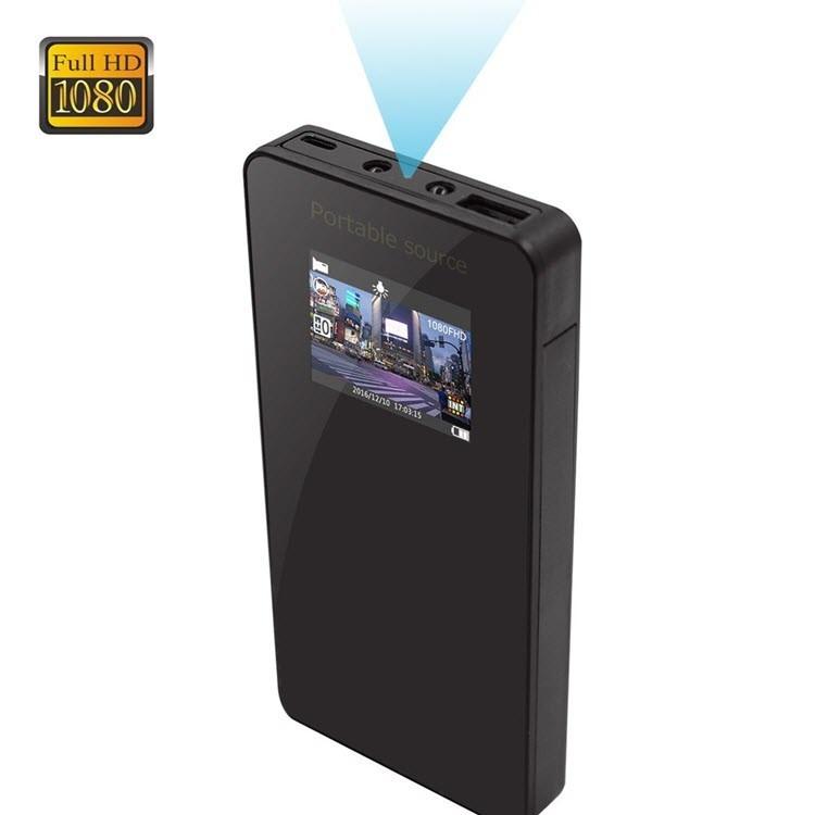 Power Bank Camera - 2