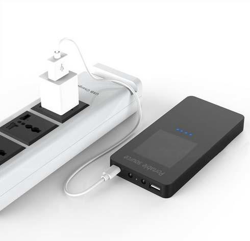 Power Bank Camera - 5