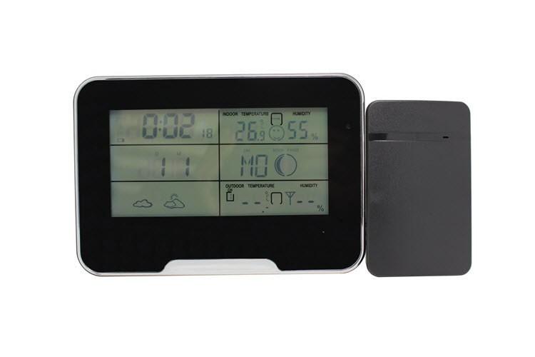 SPY062 - WIFI HD 1080P varnostna kamera vremenske postaje, podpora SD kartica 64GB - 6