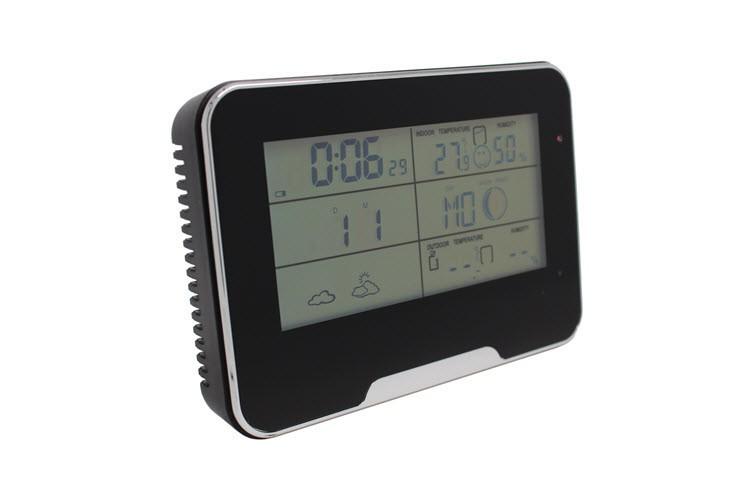 SPY062 - WIFI HD 1080P varnostna kamera vremenske postaje, podpora SD kartica 64GB - 7