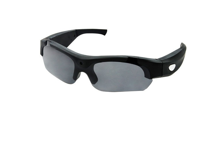 Camara Fideo Spy Sunglasses - 12MP, 1080P HD - 1
