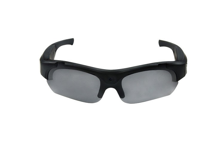 Spy Sunglasses Video Camera - 12MP, 1080P HD - 3
