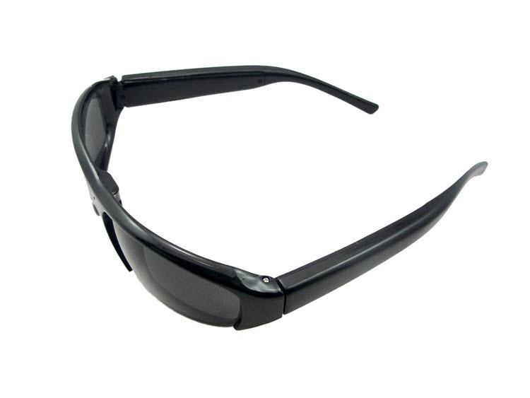 Spy Sunglasses Video Camera - 5MP, 1080P HD - 2