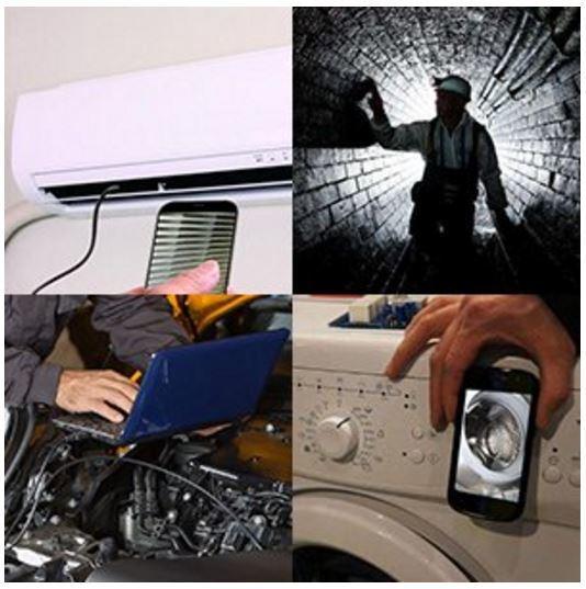 USB Borescope, Endoscope Inspection, HD Waterproof Snake Camera - 11