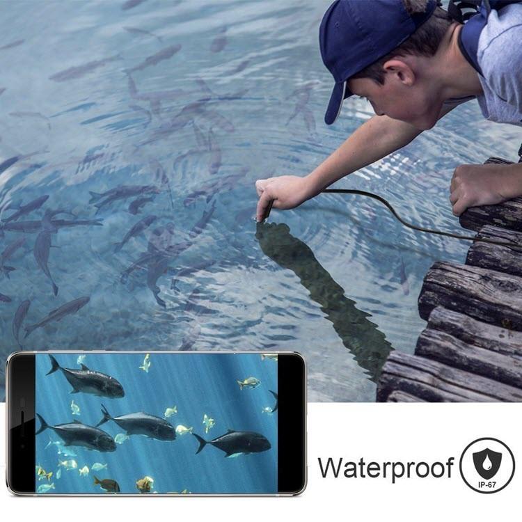 USB Borescope, Endoscope Inspection, HD Waterproof Snake Camera - 5