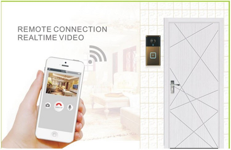 Wifi smart doorbell - 5