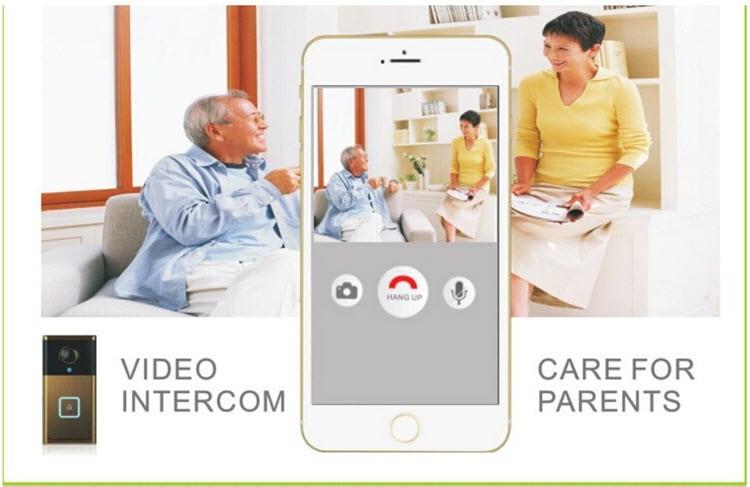 Wifi smart doorbell - 6