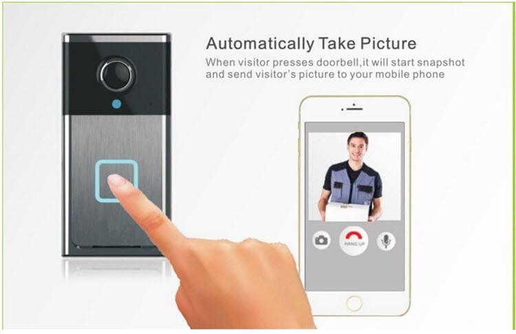 Wifi smart doorbell - 7