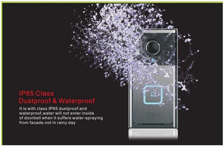 Wifi smart doorbell - 9