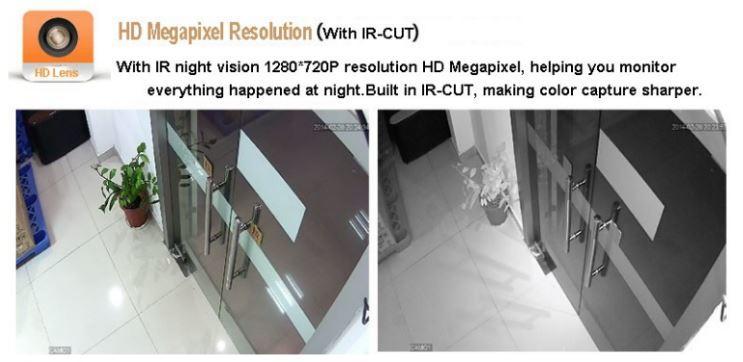 Wireless LCD 10.1 inch LCD screen NVR HD resolution - 10