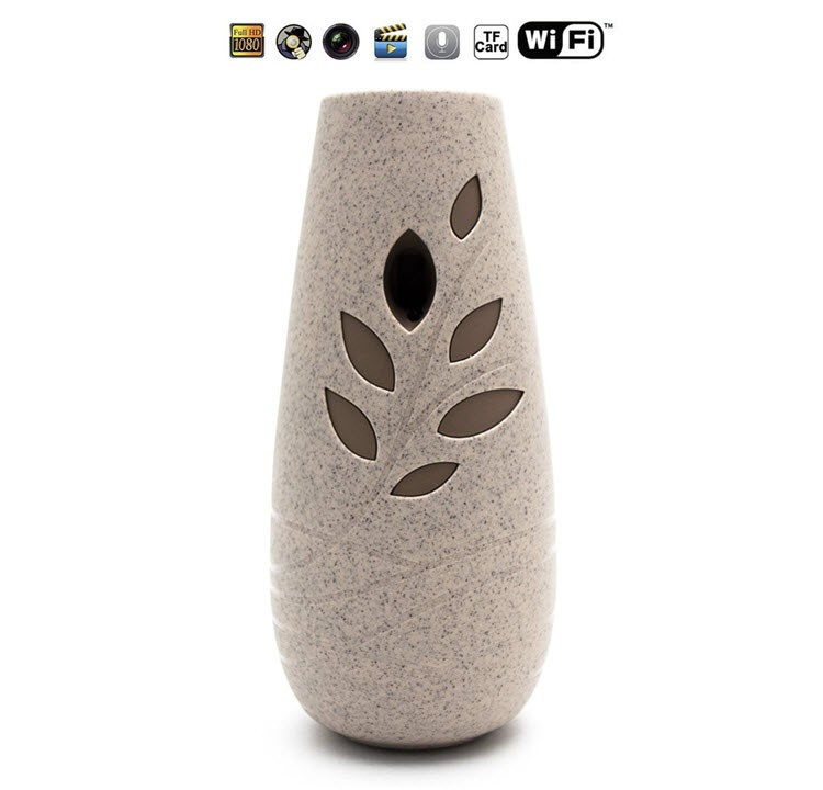 WIFI Air Freshener Hidden Camera and Video Recorder - 1