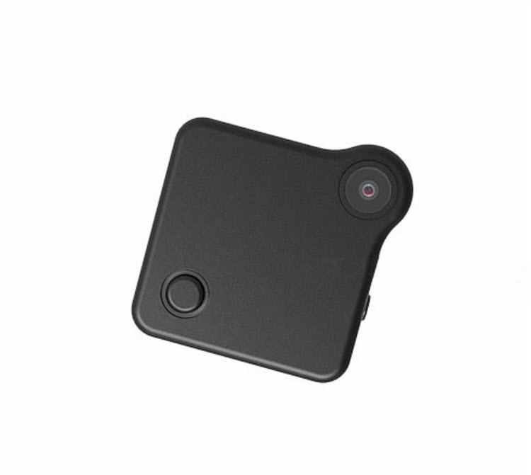WIFI Mini Wearable Camera, HD 1280x720P, H.264, Motion Detection - 2