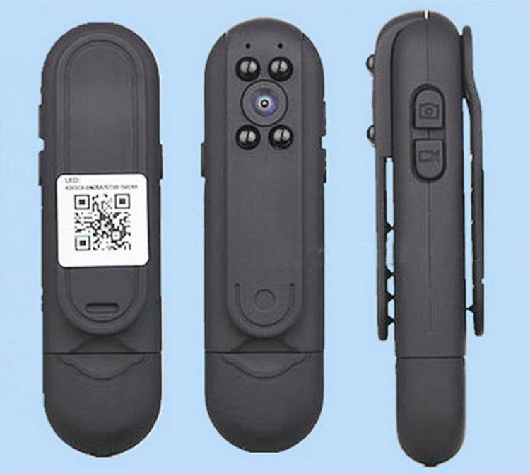 WIFI Pen دوربین DVR، P2P، IP 1080P ضبط ویدیو، کنترل برنامه - 4