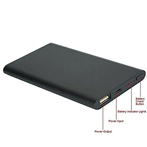 WIFI USB Battery Power Bank, 5000mAh, Night Version, Motion Detection - 2