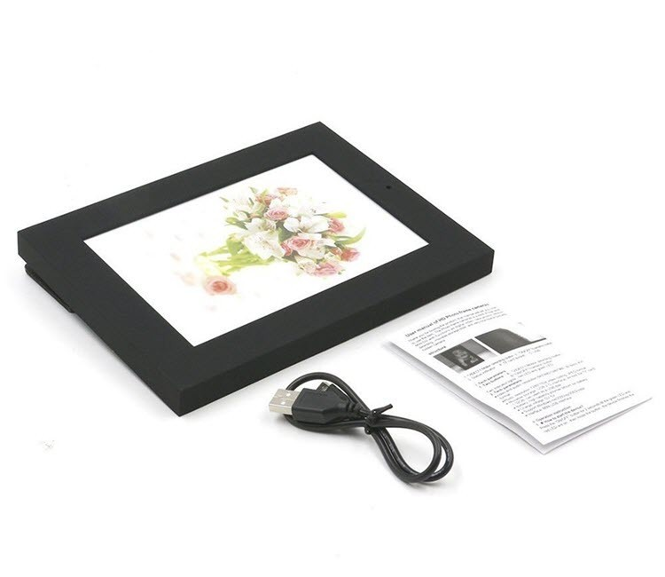 Photo Frame Camera, Motion Detection - 6