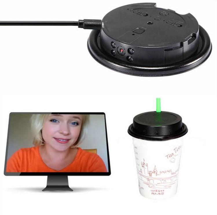 Coffee Cup Hidden Camera - 8