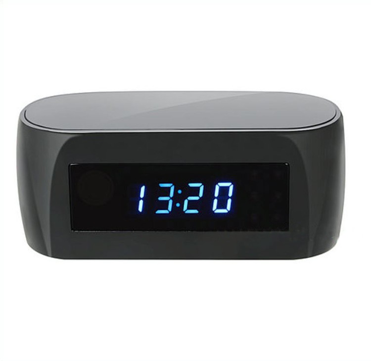 New WIFI clock camera, 12Mega pixel Camera,P2P,IP, H.264,1080p - 2