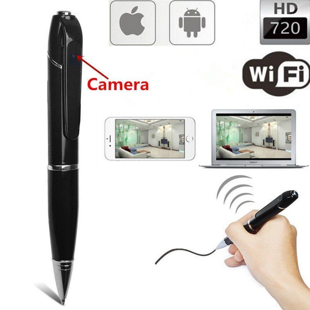 WiFi Spy Pen Hidden Camera - 2