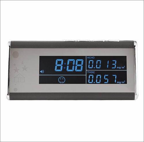 Aerial Detector WIFI Clock Camera, 5.0MP,1080P,H.264 - 3