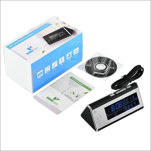 Aerial Detector WIFI Clock Camera, 5.0MP,1080P,H.264 - 8