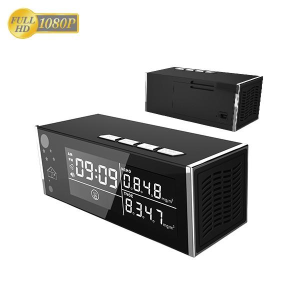HD 1080P Air Quality Monitor Security Wi-Fi Camera - 8