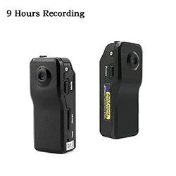 Mini spy camera 960P HD Hidden Noise Activation Nanny Camera with Motion Detection - Main 250px